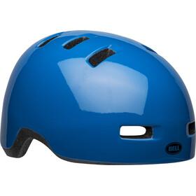 Bell Lil Ripper Helmet Kids gloss blue